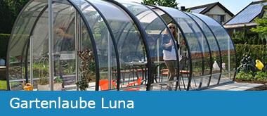 Mit Der Gartenlaube Luna Schaffen Sie Mehr Lebens  Und Erholungsraum Mitten  Im Garten. Raum Für Gemütliches Beisammensein.